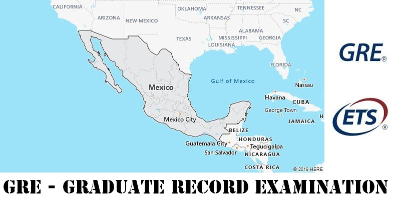 GRE Testing Locations in Mexico