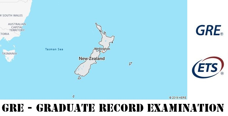 GRE Testing Locations in New Zealand
