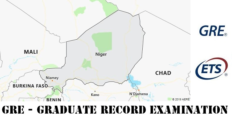 GRE Testing Locations in Niger