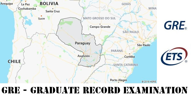 GRE Testing Locations in Paraguay