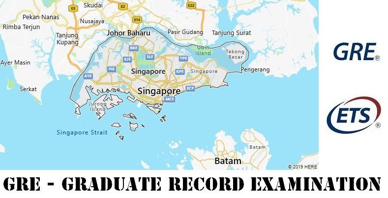GRE Testing Locations in Singapore