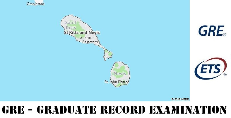 GRE Testing Locations in St. Kitts and Nevis
