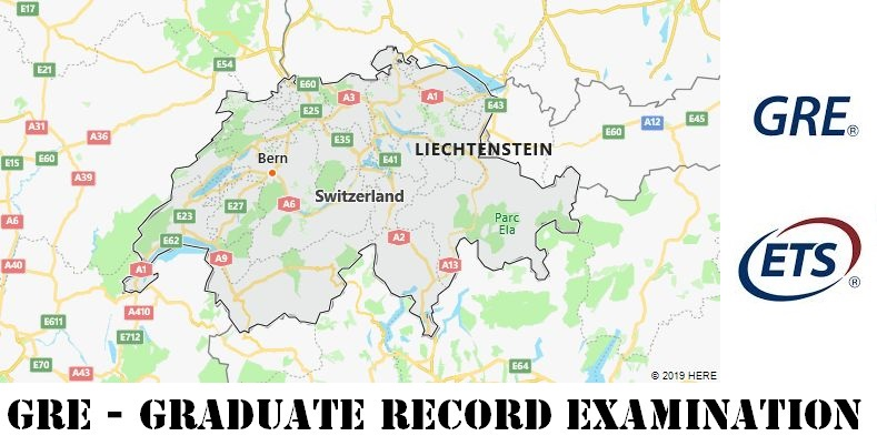 GRE Testing Locations in Switzerland