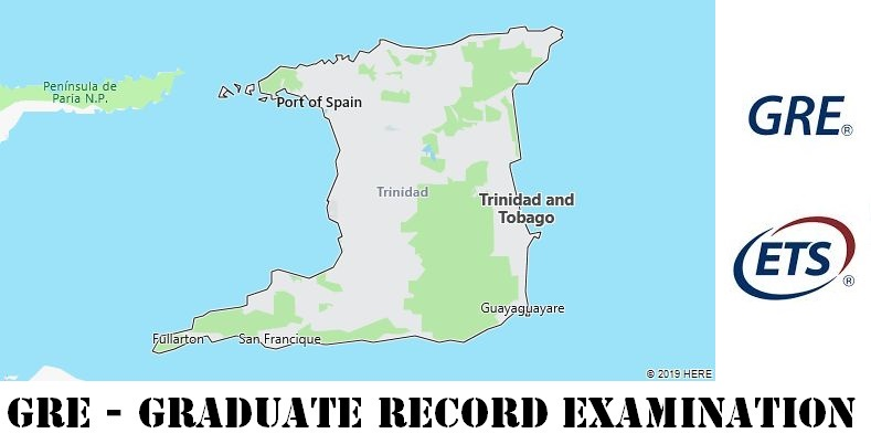 GRE Testing Locations in Trinidad and Tobago