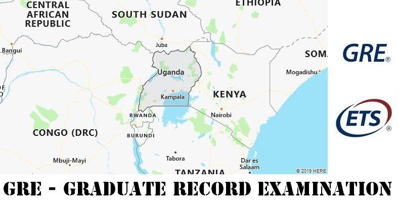 GRE Testing Locations in Uganda