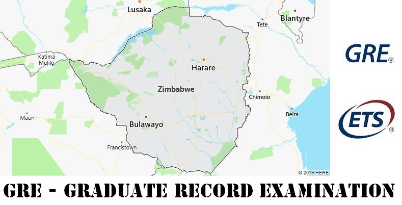 GRE Testing Locations in Zimbabwe