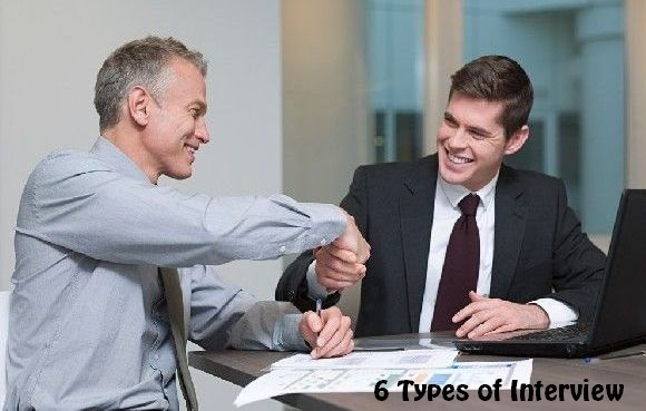 6 Types of Interview