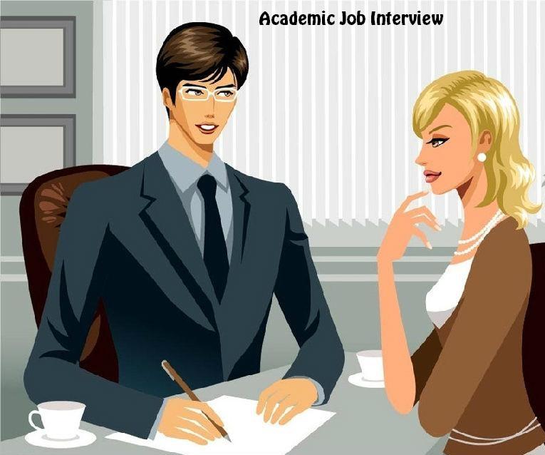 Academic Job Interview