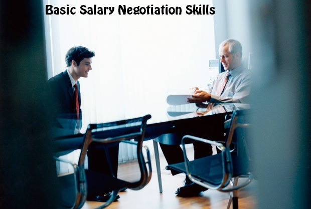 Basic Salary Negotiation Skills