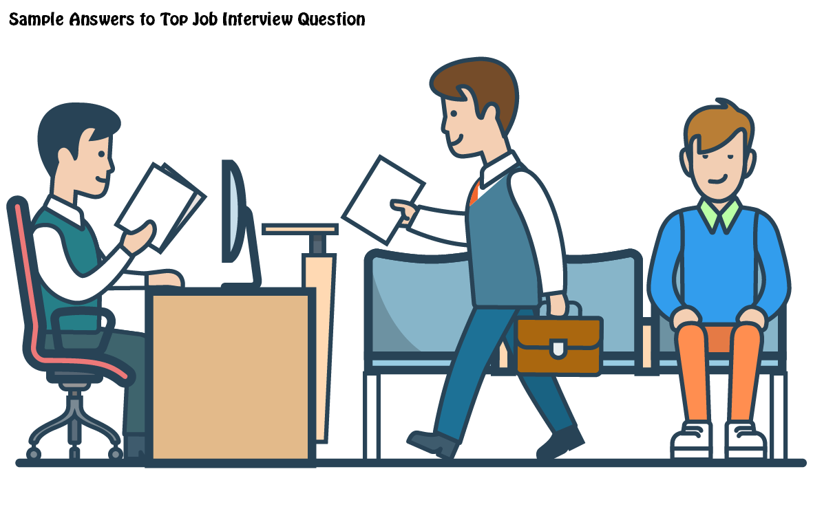 Sample Answers to Top Job Interview Question