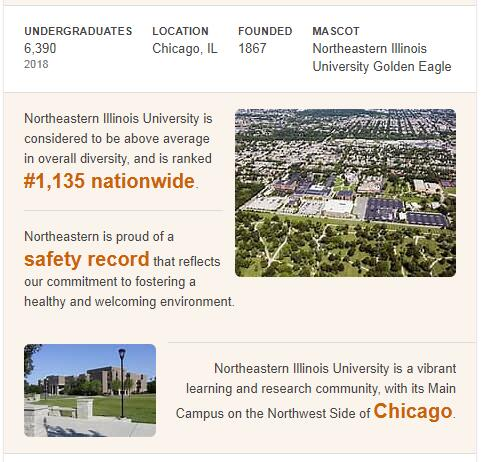 Northeastern Illinois University History