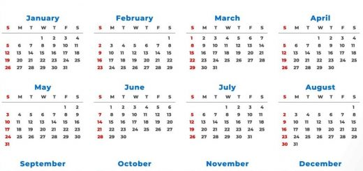 GRE Test Dates