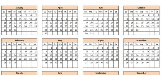 TOEFL Test Dates