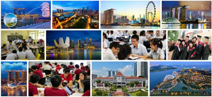 Study in China, Singapore or Malaysia