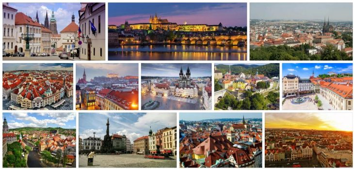Study in Latvia, Slovakia and the Czech Republic