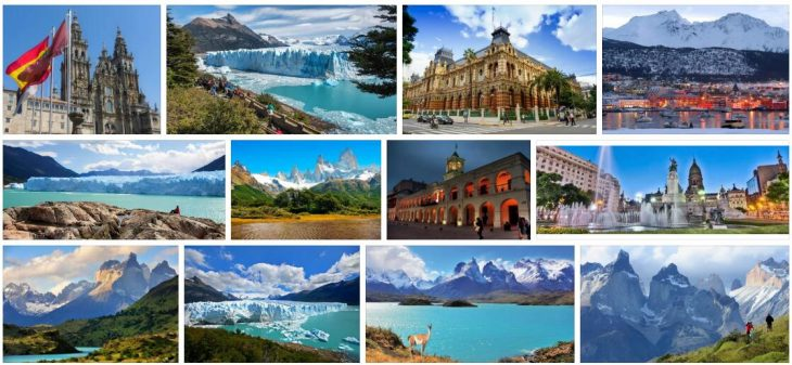 Study in Spain, Chile and Argentina