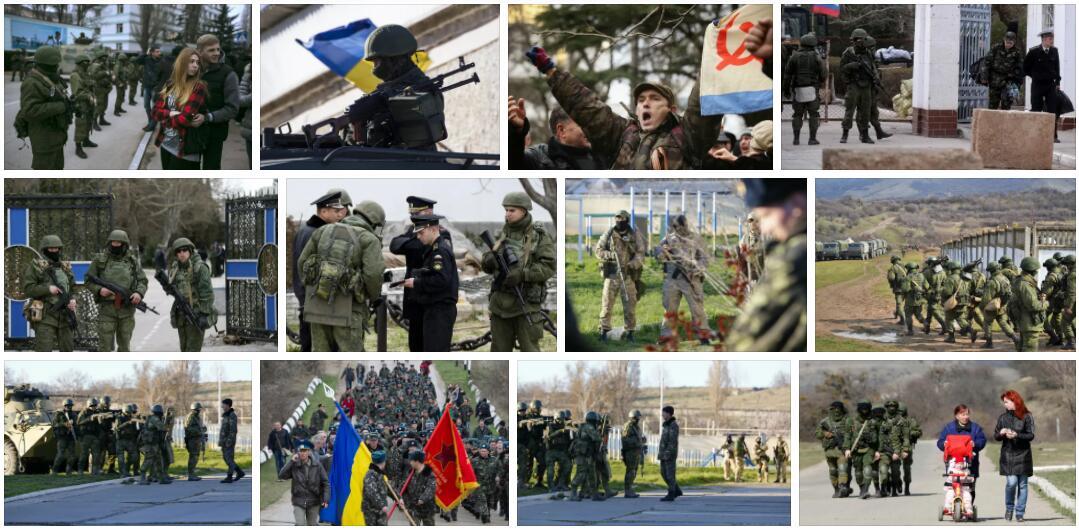 Ukraine-Russia Relations