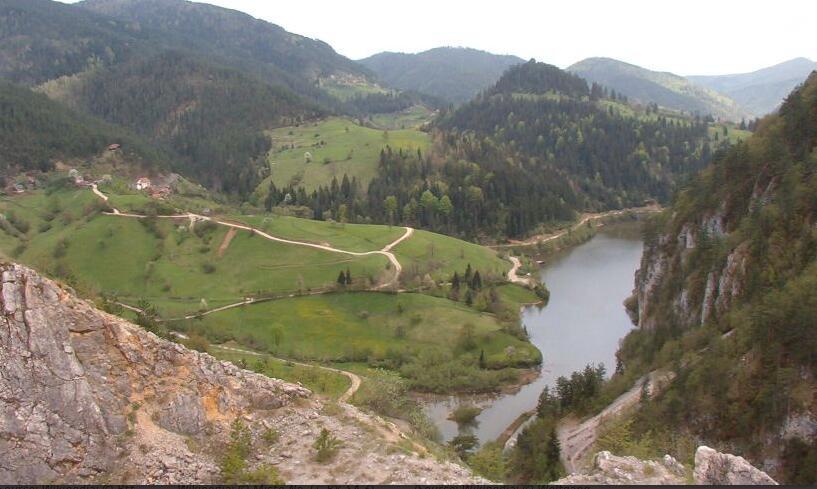 River Tara Serbia