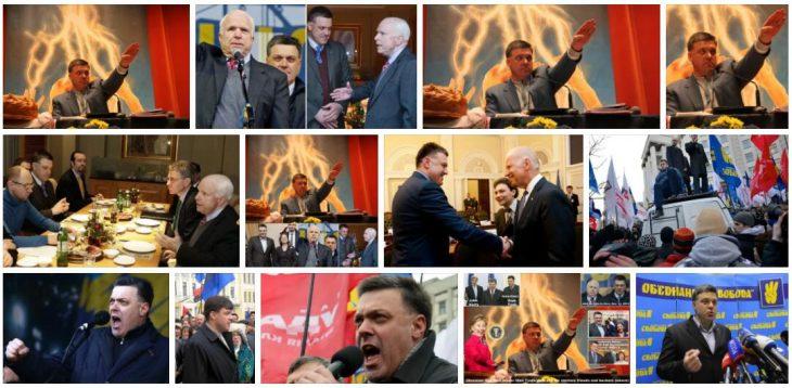 Svoboda party, Oleh Tjahnybok