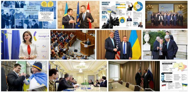 Ukraine Foreign policy