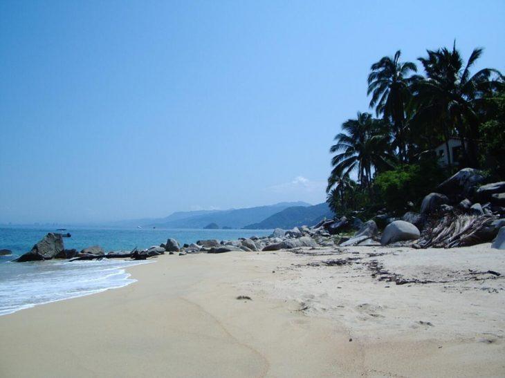 Beach in Nayarit