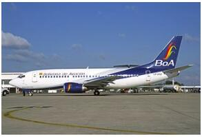 Boeing 737-300 from BOA