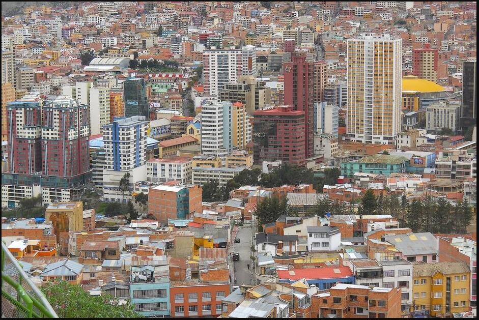 Bolivia Economy