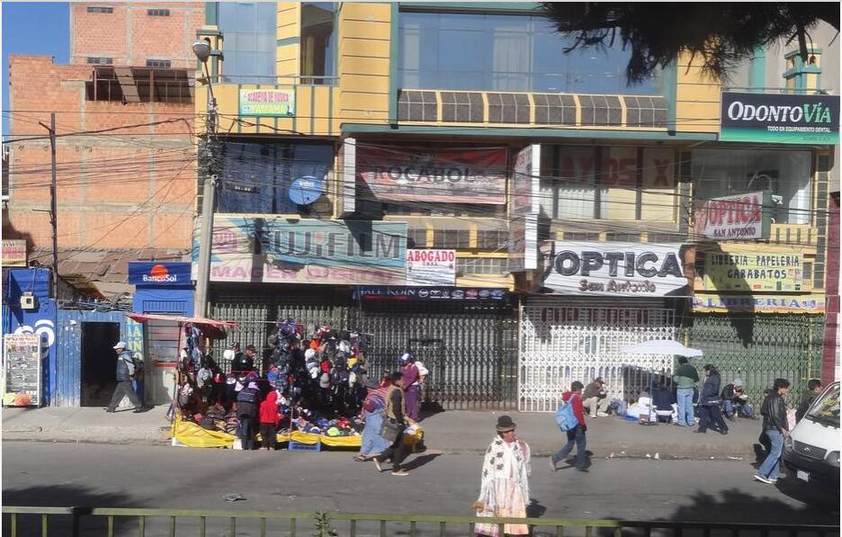 Bolivia Everyday Life