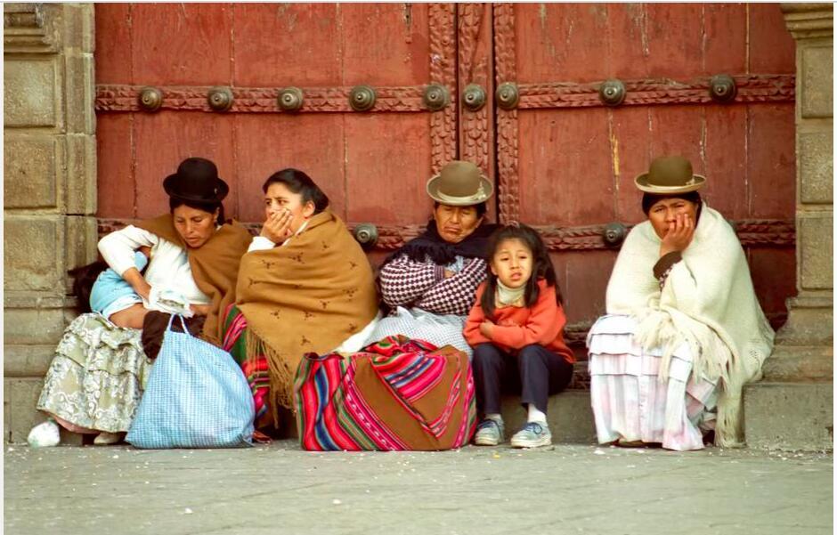 Bolivia Gender Ratio