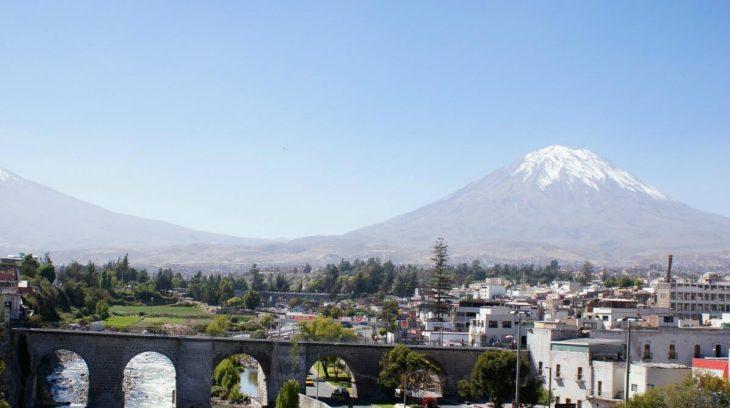 Bridge in Arequipa