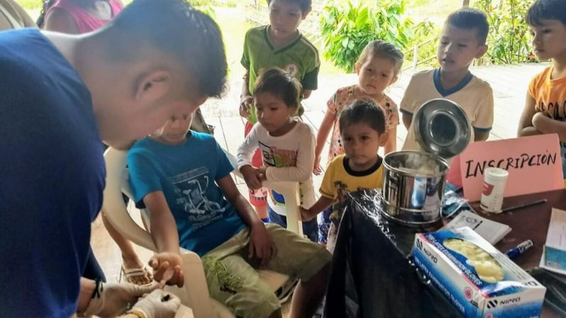Peru Education and Health