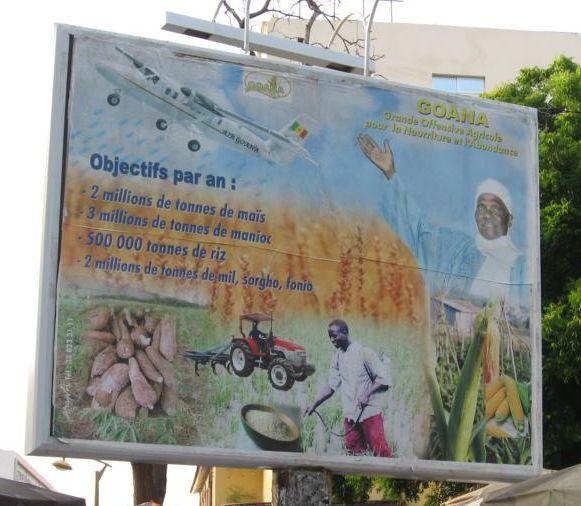Campaign for the GOANA campaign 2008