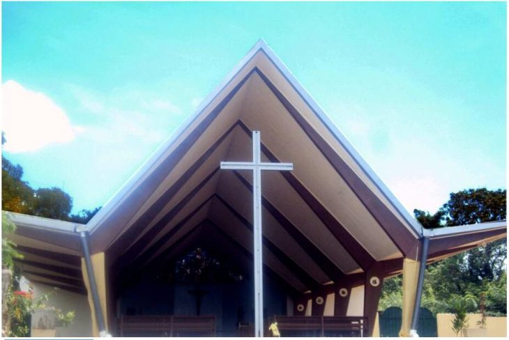 Catholic Church in Akosombo