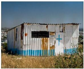 Church in Khayelitsha