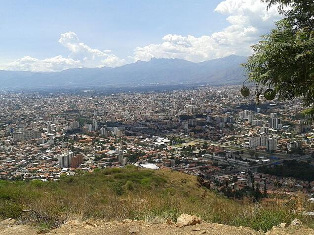 Cochabamba in 2013
