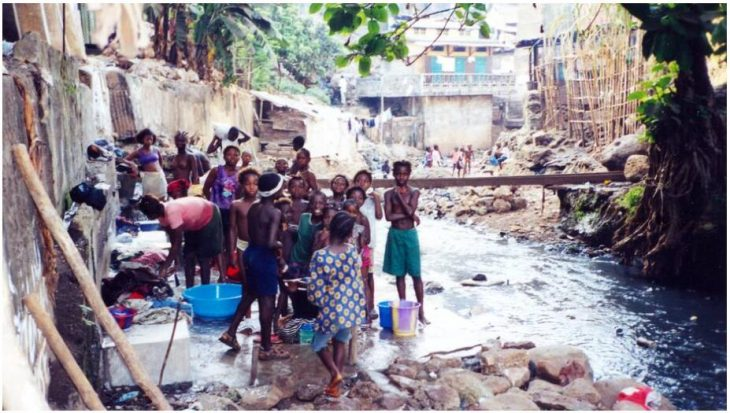 Community in Freetown