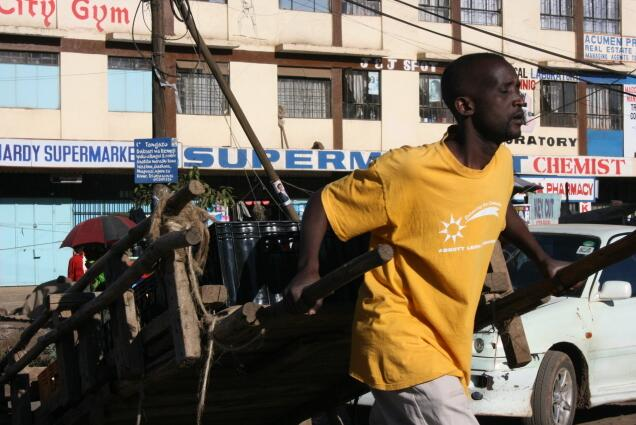 East Africa's lifelines