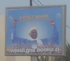 Election poster Wade 2007