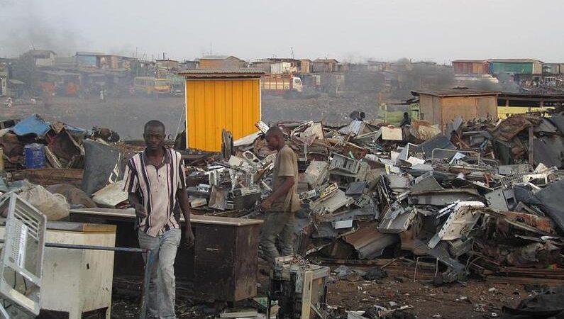 Ghana Environmental Issues