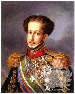 Emperor Dom Pedro I (1822-1831)