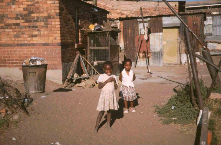 Girls in Soweto