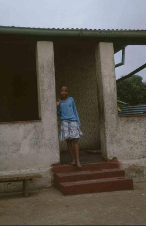 Girls in rural households
