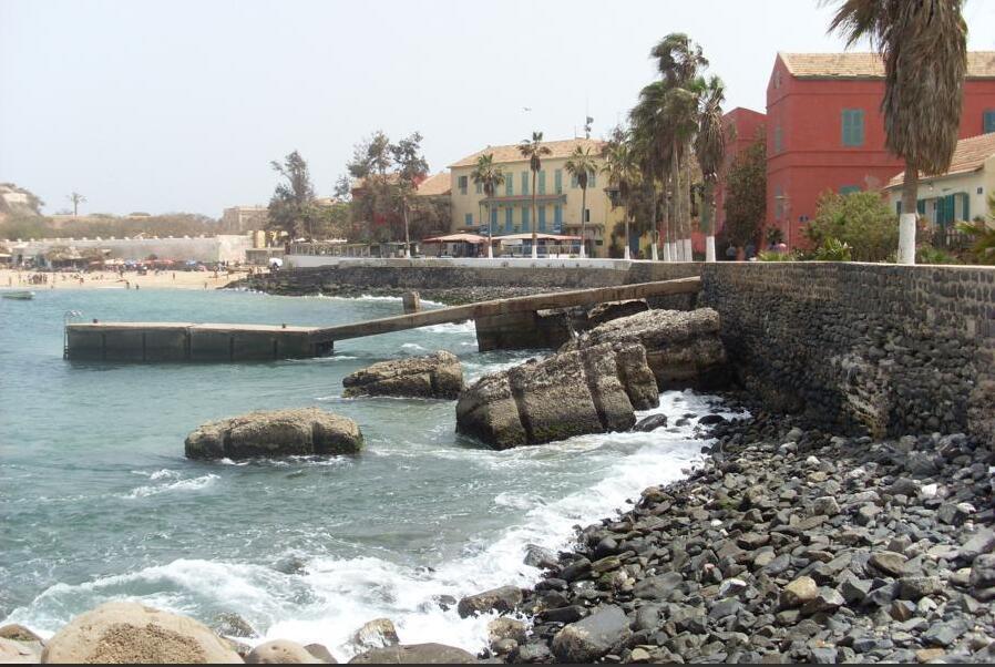 History of Senegal