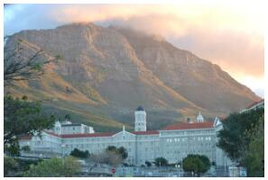 Groote Schuur Hospital Cape Town