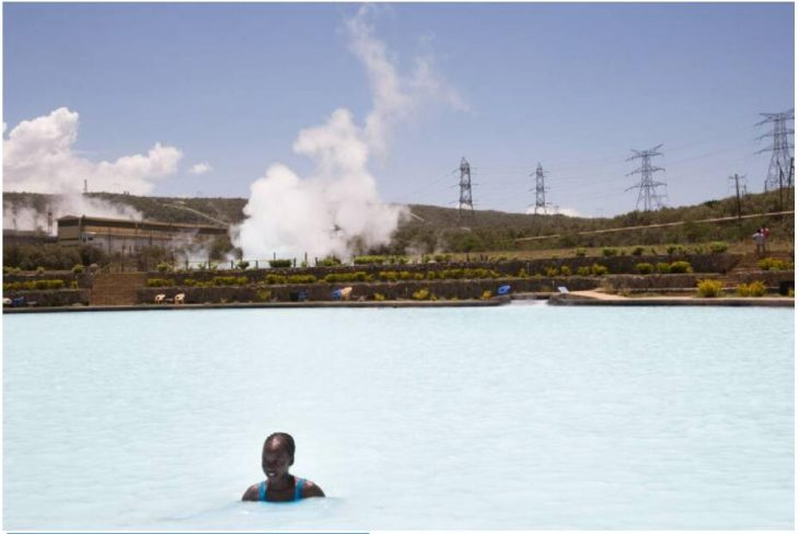 Hot springs, warm seas - with the help of German development cooperation
