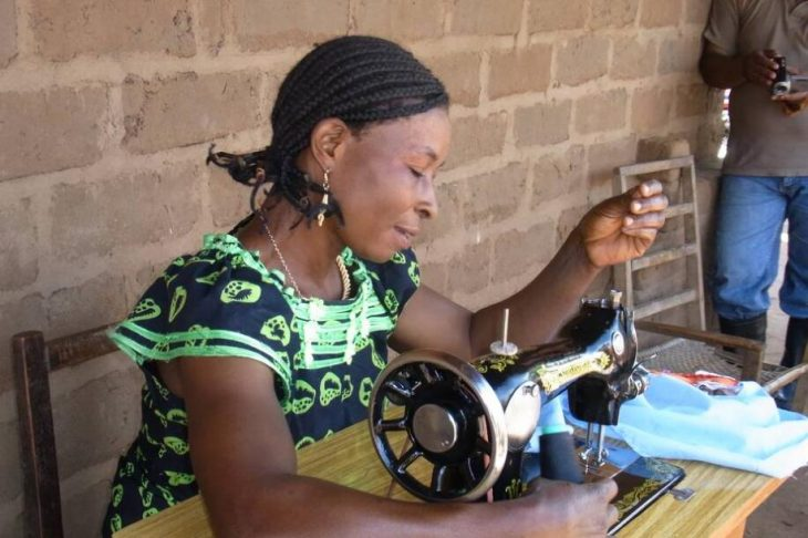 Income-generating measures for women