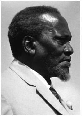Jomo Kenyatta, 1966