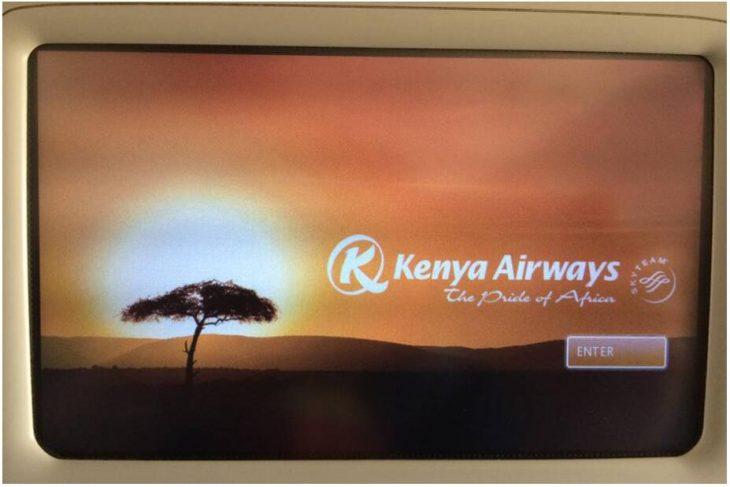 KQ stands for Kenya Airways