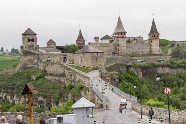 Kamjanec-Podilskyj, fortress