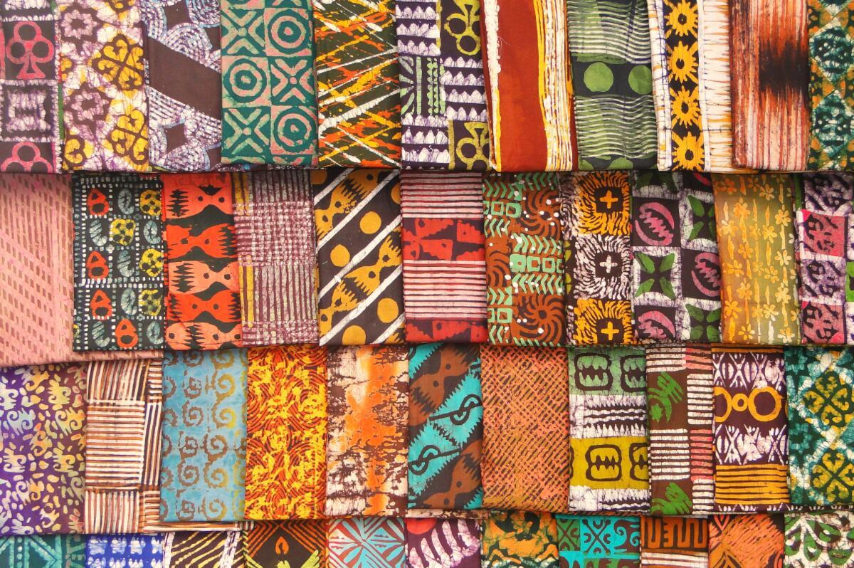 Kejetia Market in Kumasi